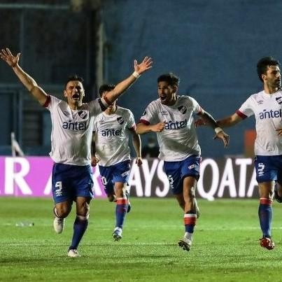 Diario Frontera, Frontera Digital,  Nacional de Uruguay, Deportes, ,Nacional avanzó a cuartos de final de la Copa Libertadores