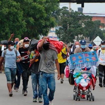 Diario Frontera, Frontera Digital,  AYUDA A VENEZOLANOS, Internacionales, ,Piden fondos para ayudar a venezolanos en Latinoamérica