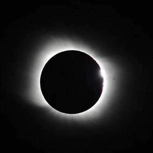 Diario Frontera, Frontera Digital,  ECLIPSE, Internacionales, ,Eclipse solar 2020: el show de la Luna y el Sol  deslumbró a los fanáticos en Piedra del Águila