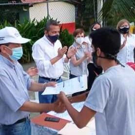 Diario Frontera, Frontera Digital,  GOBIERNO DE MÉRIDA, Mocoties, ,Familias de Zea y Tovar recibieron  títulos de propiedad por parte del Fonhvim