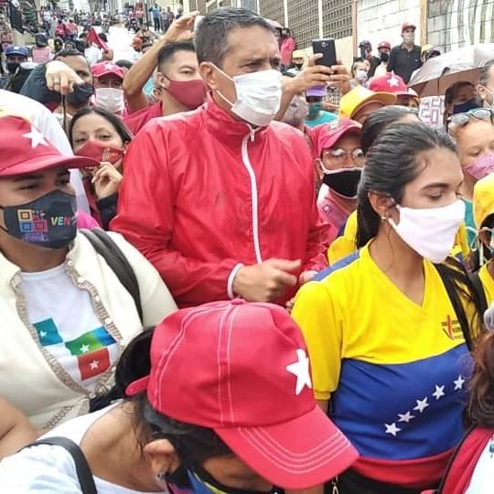 Frontera Digital,  JEHYSON GUZMÁN, PSUV, RAMÓN LOBO, Mocoties,  Jehyson Guzmán: El 6D  más  que una victoria de la fuerza revolucionaria  será un triunfo moral del pueblo venezolano