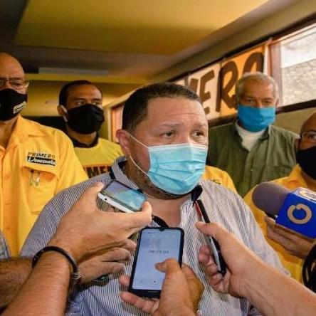 Diario Frontera, Frontera Digital,  JOSÉ BRITO, Politica, ,Primero Venezuela:  Vamos a ser la bisagra para destrancar el juego