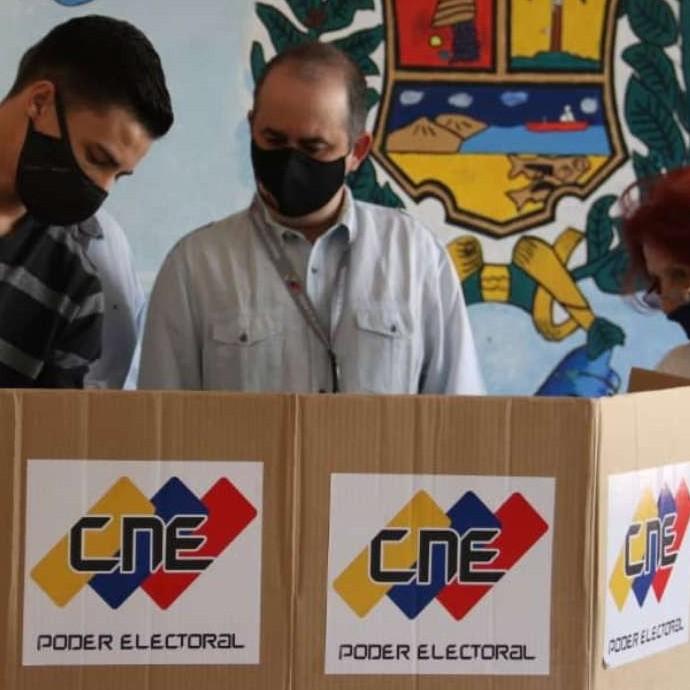 Diario Frontera, Frontera Digital,  ELECCIONES ESTE 6D, CNE, Politica, ,Todo listo para la escogencia de la nueva Asamblea Nacional