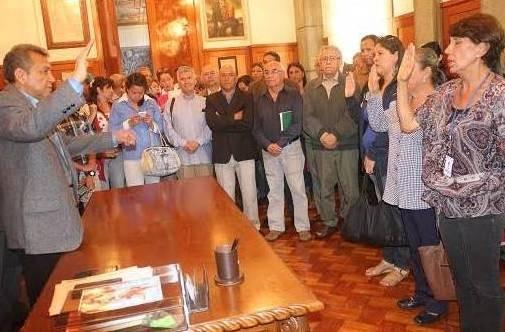 Diario Frontera, Frontera Digital,  GOBIERNO DE MÉRIDA, Regionales, ,Gobernador Ramón Guevara juramentó  comisiones de contratación pública