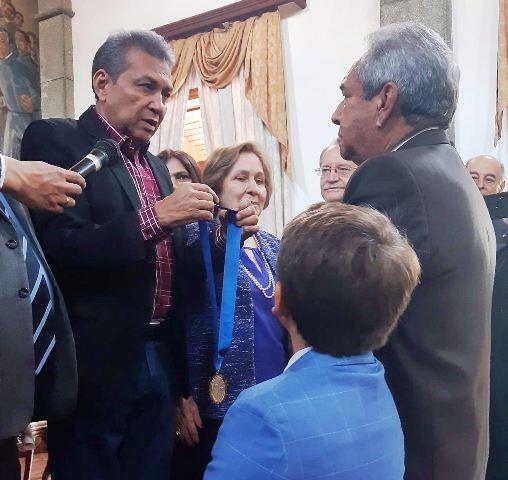 Diario Frontera, Frontera Digital,  GOBIERNO DE MÉRIDA, HUGO DOMINGO MOLINA, Regionales, ,Don Hugo Domingo Molina acogido como un hijo por Mérida