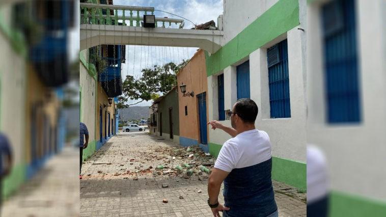 Diario Frontera, Frontera Digital,  PUERTO CABELLO, Nacionales, ,Colapsó Puente Los Lanceros, patrimonio histórico de Puerto Cabello