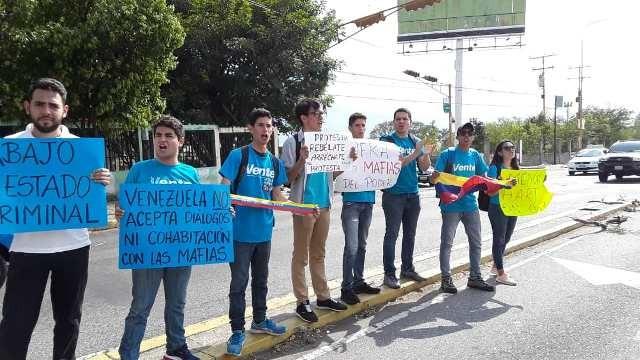 Diario Frontera, Frontera Digital,  VENTE JOVEN, Politica, ,Vente Joven Mérida: La crisis eléctrica solo resolverá  con la salida de las mafias del poder