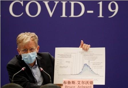 """Diario Frontera, Frontera Digital,  OMS, Salud, ,""""El mundo no está preparado para hacer frente al coronavirus"""",  alertó la OMS desde China"""