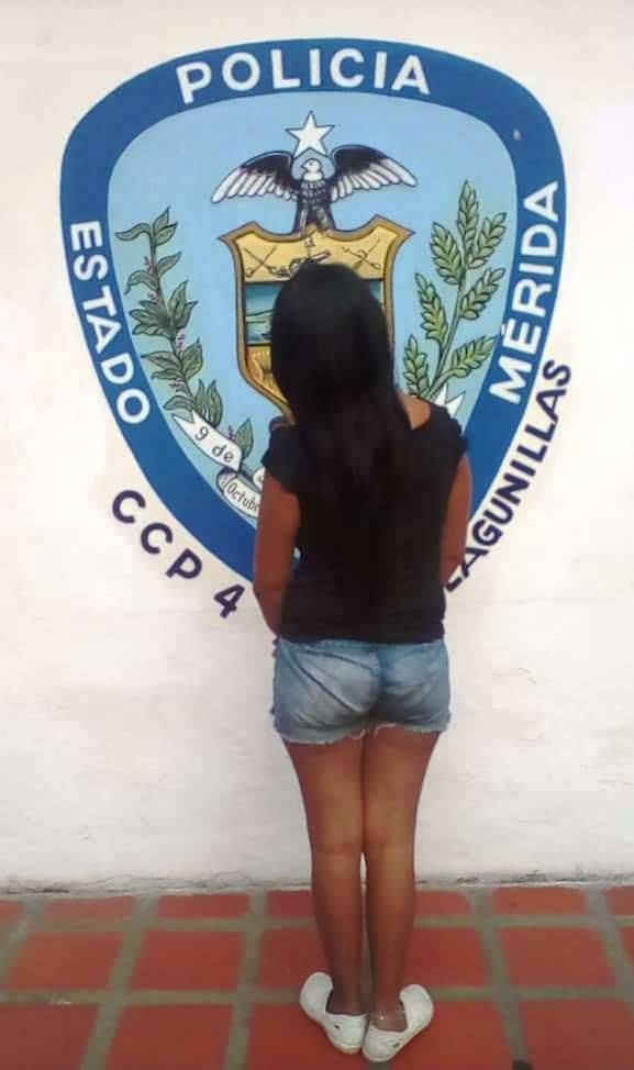 Diario Frontera, Frontera Digital,  DETENIDA EN LAGUNILLAS, Sucesos, ,Aprehenden a ciudadana por infringir medida de arresto domiciliario en Lagunillas, Mérida