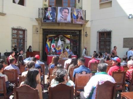 Diario Frontera, Frontera Digital,  CONCEJO DEL LIBERTADOR, MÉRIDA, Regionales, ,Concejo municipal de Libertador de Mérida  conmemoró día de la  juventud