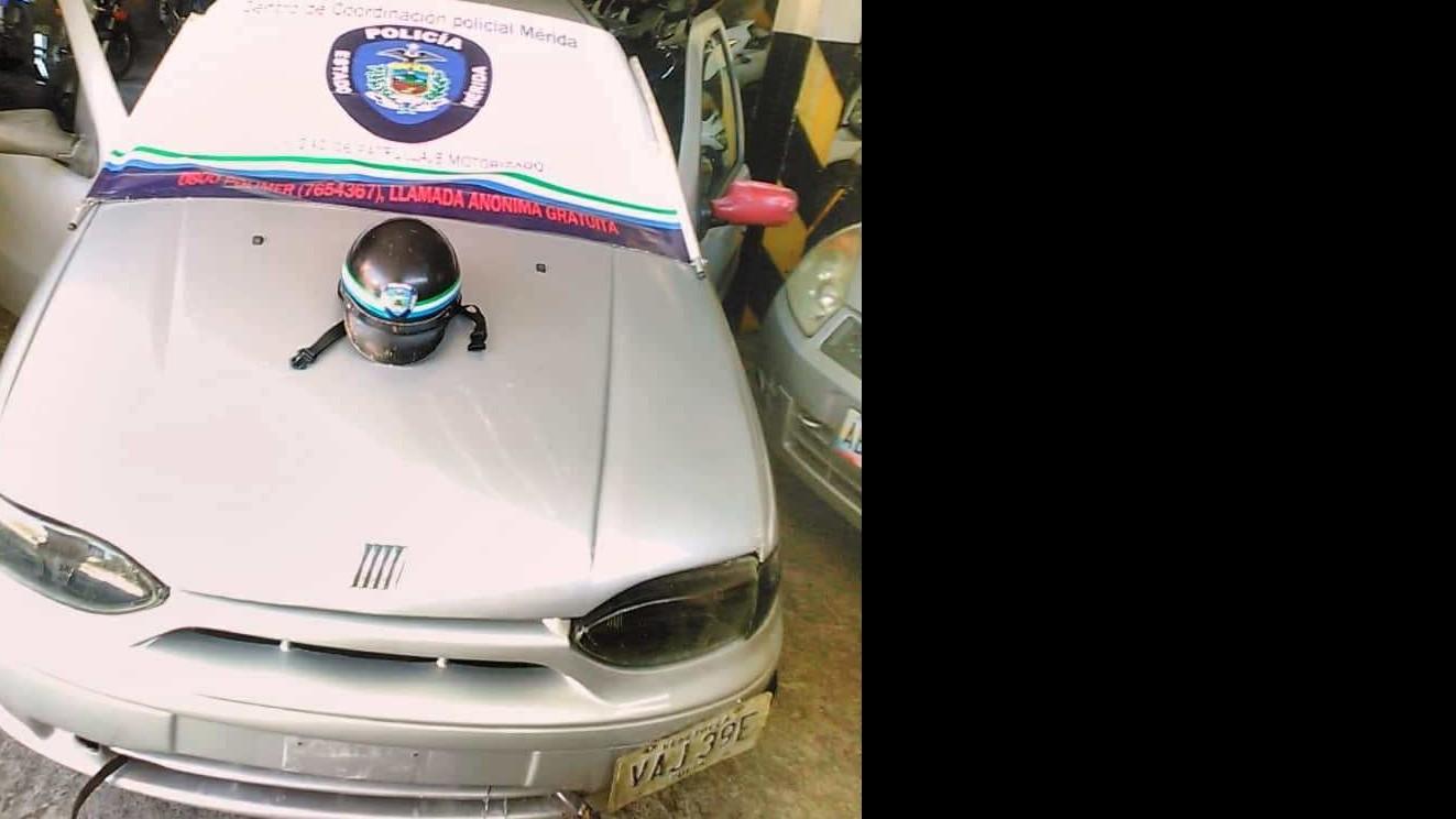 http://www.fronteradigital.com.ve/Vehículo a la Fiscalía por suplantación de motor y seriales desbastados en Libertador