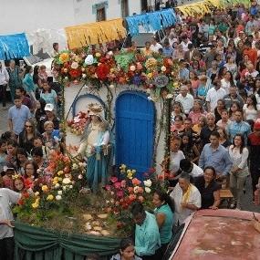 Diario Frontera, Frontera Digital,  MESA BOLÍVAR, Mocoties, ,Pueblo rindió homenaje a la Virgen Morena
