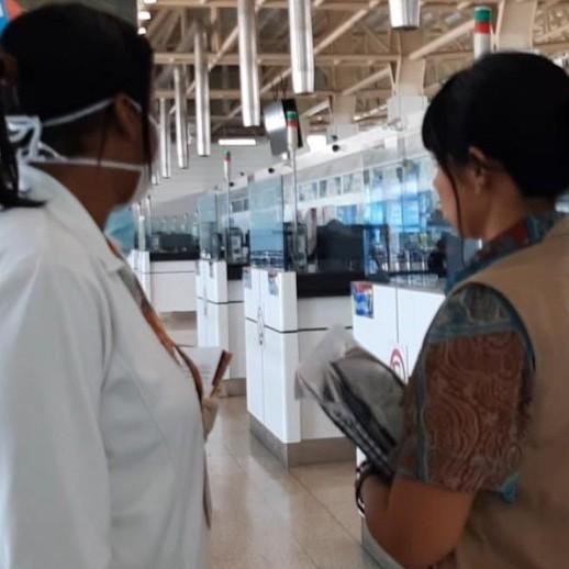 """Diario Frontera, Frontera Digital,  AEROPUERTO, Salud, ,Activan control sanitario en el  Aeropuerto Internacional """"Simón Bolívar """""""