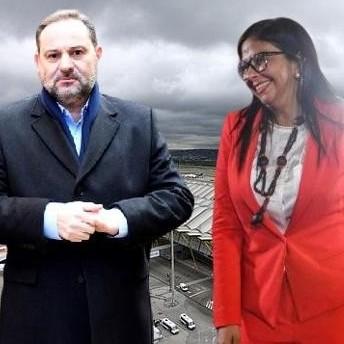 Diario Frontera, Frontera Digital,  DELCYGATE, Internacionales, ,Delcy Rodríguez habló con Pedro Sánchez  desde Barajas para que no recibiera a Guaidó
