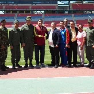 Diario Frontera, Frontera Digital,  VINOTINTO, MÉRIDA, Deportes, ,Mérida, la Cumbre del Fútbol comenzó a preparar logística de seguridad y salud
