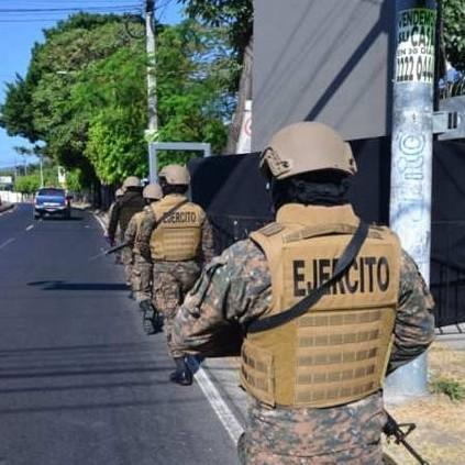 Diario Frontera, Frontera Digital,  EL SALVADOR, Internacionales, ,Presidente de El Salvador militariza parlamento  y mantiene pulso por préstamo