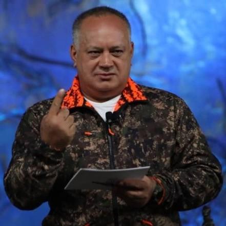 Diario Frontera, Frontera Digital,  D. CABELLO, Nacionales, ,Diosdado Cabello: Tío de Guaidó  traía material peligroso al país