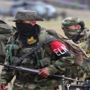 Diario Frontera, Frontera Digital,  COLOMBIA, Internacionales, ,Colombia se declara en alerta militar  ante anuncio del ELN de un «paro armado»