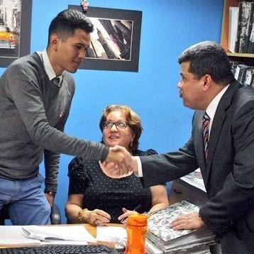 Diario Frontera, Frontera Digital,  LUIS PARRA, Politica, ,Parra aboga por la reivindicación de los trabajadores de la AN