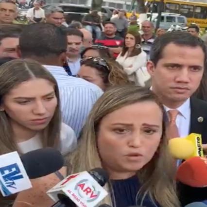 Diario Frontera, Frontera Digital,  TIO DE GUAIDÓ, Politica, ,«Nos informaron que desapareció»:  El tío de Guaidó no tiene vínculos con la política, dice su esposa