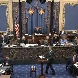 Diario Frontera, Frontera Digital,  EE UU, Internacionales, ,El Senado rechaza la declaración de  nuevos testigos y se acerca al final del juicio a Trump