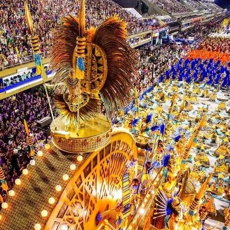Diario Frontera, Frontera Digital,  carnaval de río de janeiro, Internacionales, ,Arranca el Carnaval de Río, la mayor fiesta de Brasil