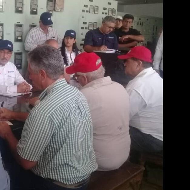 Diario Frontera, Frontera Digital,  CORPOELEC, Nacionales, ,Ministro Brito revisó procesos  para superar eventualidades eléctricas en occidente