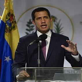 Diario Frontera, Frontera Digital,  JUAN GUAIDÓ, Politica, ,Juan Guaidó presentó el Pliego Nacional de Conflicto