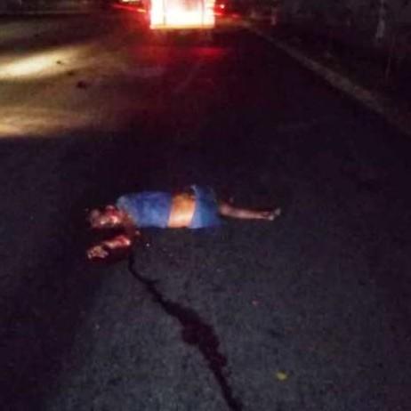 Frontera Digital, Diario Frontera, Paciente psiquiátrico falleció arrollado tras ser impactado por vehículo en El Vigía
