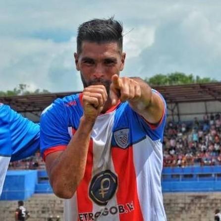Diario Frontera, Frontera Digital,  EMFC, Deportes, ,Armando Araque marcó su primer gol en su regreso a Estudiantes de Mérida
