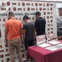 Diario Frontera, Frontera Digital,  DESMANTELAN BADA EN ZEA, Sucesos, ,GNB  Desmantela banda  Los  Tigritos en Zea