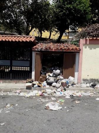 Diario Frontera, Frontera Digital,  ENTABLE, MÉRIDA, Regionales, ,Foco de infección en Urb. El Entable (Los Curos)