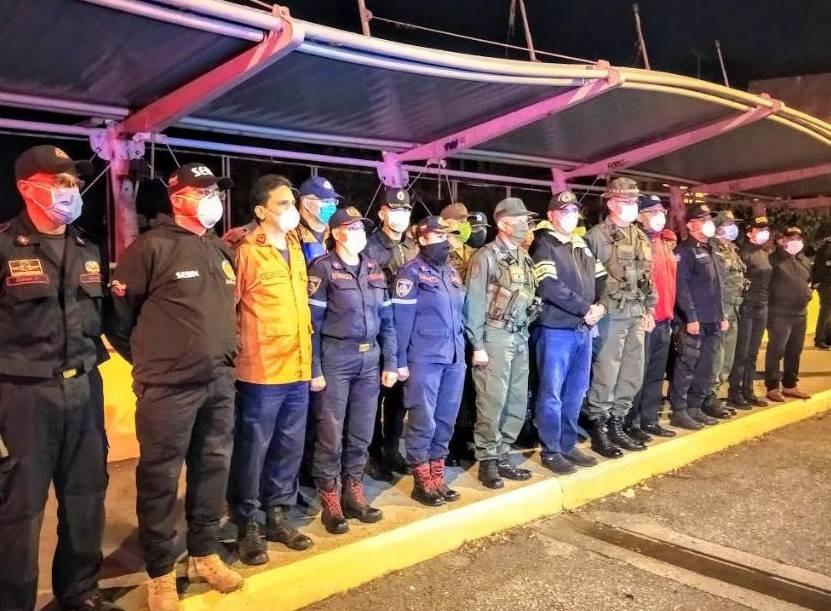 Diario Frontera, Frontera Digital,  CUARENTENA, Regionales, ,Desplegados 4500 funcionarios  para garantizar cuarentena colectiva en Mérida