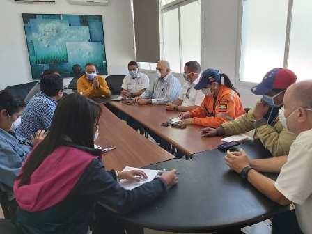 Diario Frontera, Frontera Digital,  ALCALDÍA DE MÉRIDA, Regionales, ,Alcalde de Mérida declaró sesión permanente  del Gabinete  Municipal de Gestión de Riesgos