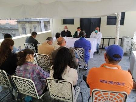 Diario Frontera, Frontera Digital,  GOBIERNO DE MÉRIDA, Regionales, ,Gobernador sostuvo encuentro con  representantes de los medios de comunicación