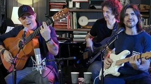 """http://www.fronteradigital.com.ve/Alejandro Sanz, en el concierto desde su confinamiento:  """"Esto parece una película de ciencia ficción"""""""