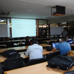 Diario Frontera, Frontera Digital,  CIDA, Tecnología, ,Personal científico del Cida y estudiantes  se preparan en el  uso de Python