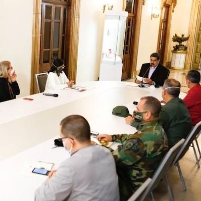 Diario Frontera, Frontera Digital,  NICOLÁS MADURO, Nacionales, ,Gobierno confirma 33 casos de COVID-19  y anuncia cuarentena en todo el país