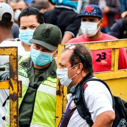 Diario Frontera, Frontera Digital,  CORONAVIRUS, VENEZUELA, FMI, Nacionales, ,Maduro solicita 5.000 millones al FMI para contener el coronavirus  en medio de una emergencia económica