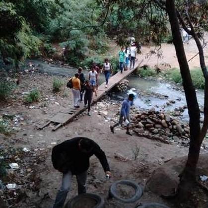 Diario Frontera, Frontera Digital,  FRONTERA, Nacionales, ,Venezolanos intentan cruzar a Colombia por trochas tras el cierre de frontera