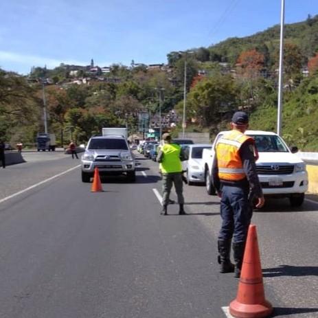 Diario Frontera, Frontera Digital,  ejercicio escudo bolivariano, Nacionales, ,Ejercicios Escudo Bolivariano ejecuta cierre parcial de Caracas