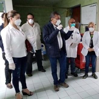 Diario Frontera, Frontera Digital,  IAHULA, AIRE ACONDICIONADO, QUIRÓFANOS, Salud, ,Iahula rehabilitó aire acondicionado  del área de quirófanos