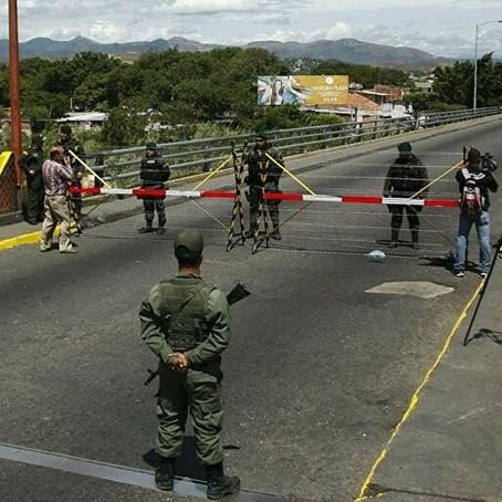 Diario Frontera, Frontera Digital,  COLOMBIA, Internacionales, ,Autoridades colombianas detienen a  80 migrantes en frontera con Venezuela