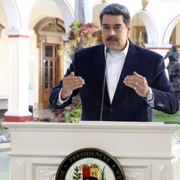 Diario Frontera, Frontera Digital,  NICOLÁS MADURO, Nacionales, ,Maduro llamó a fortalecer la conciencia  del mundo para superar coyuntura actual