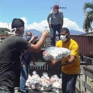 Diario Frontera, Frontera Digital,  TABAY, Páramo, ,CLAP atendió 3 mil Hogares de Santos Marquina
