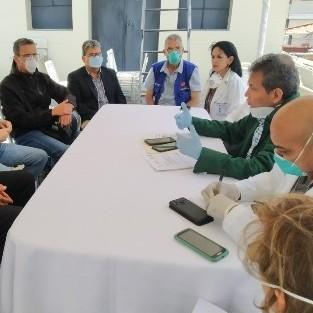 Diario Frontera, Frontera Digital,  GOBIERNO DE MÉRIDA, Salud, ,Gobernador Ramón Guevara inspeccionó centros asistenciales del estado