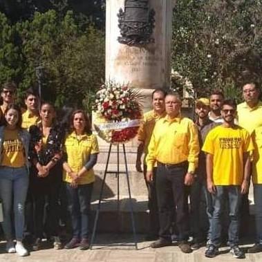 Diario Frontera, Frontera Digital,  primero justicia, Politica, ,Primero Justicia  Mérida con actividades protocolares  conmemoró sus 20 años de fundación