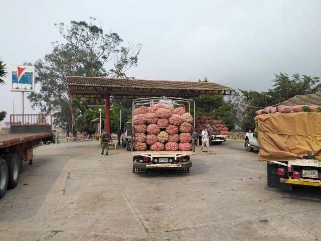 Diario Frontera, Frontera Digital,  GASOLINA EN MÉRIDA, Regionales, ,Plan de Combustible garantiza distribución  de 500 toneladas de alimentos en Mérida