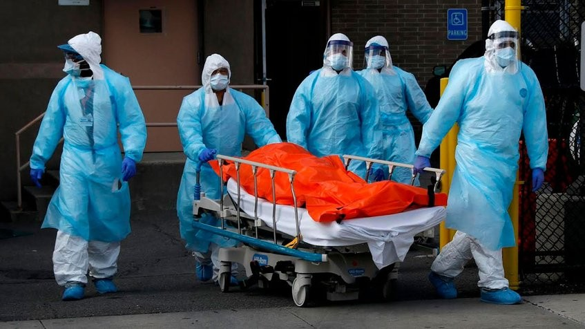 Diario Frontera, Frontera Digital,  EE.UU., Internacionales, ,Estados Unidos sobrepasa los 10.000 muertos por coronavirus