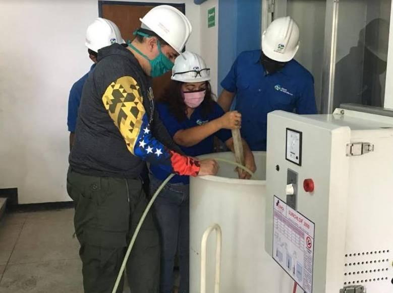 Diario Frontera, Frontera Digital,  AGUAS DE MÉRIDA, Regionales, ,Aguas de Mérida garantiza proceso de  potabilización para las comunidades